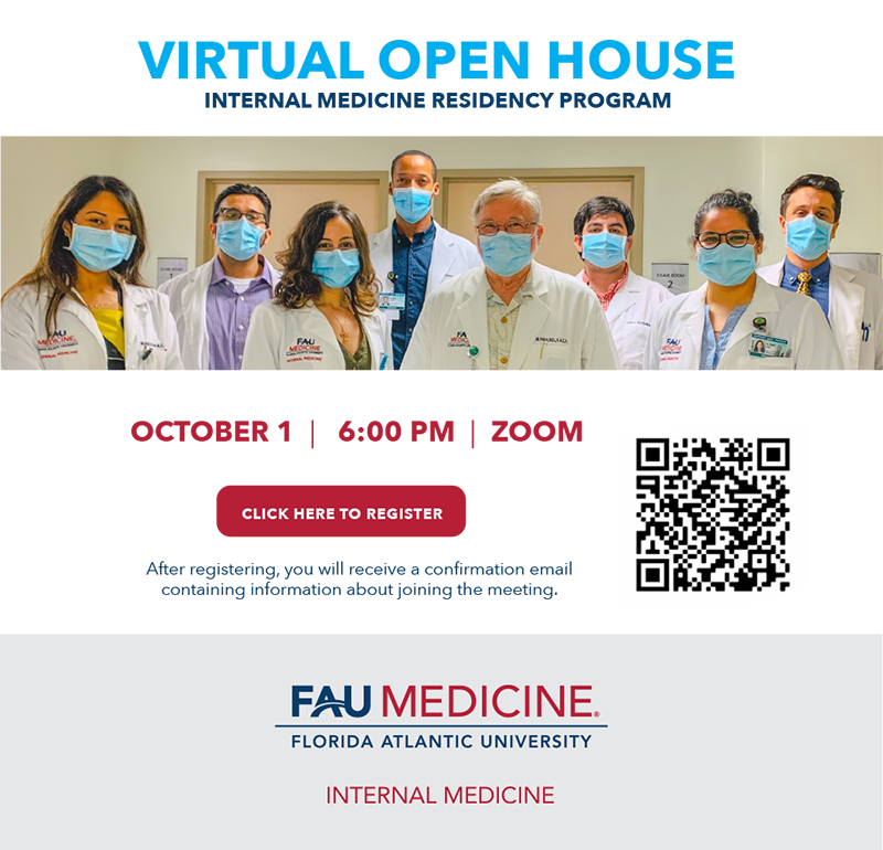 virtual open house info